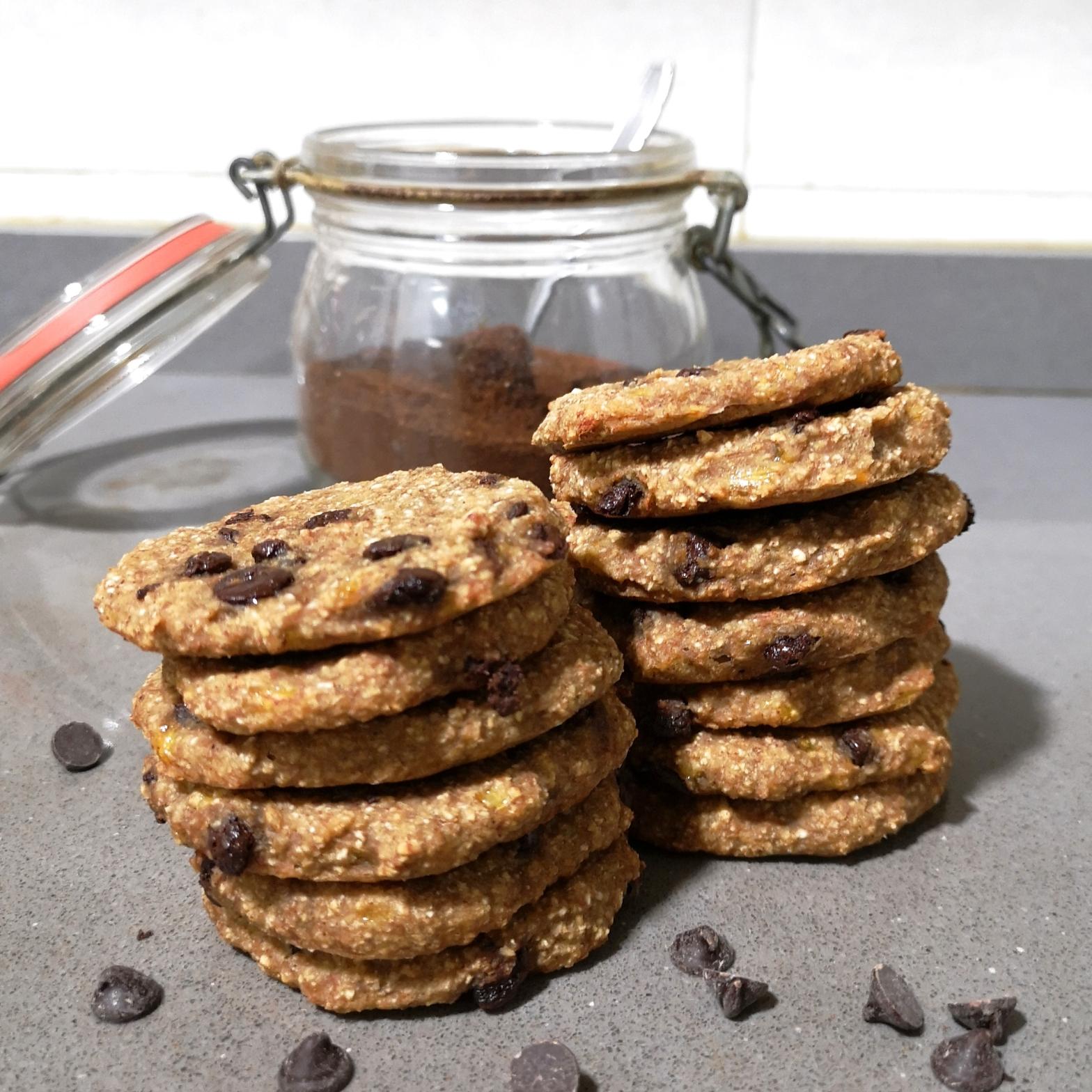 galletas caseras saludables